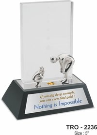 Trophy Nothing is Impossible