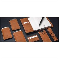 Stationery Plain PVC Leather