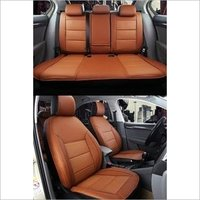 PVC Brown Car Mat