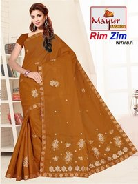 summer Special Cotton Work Saree