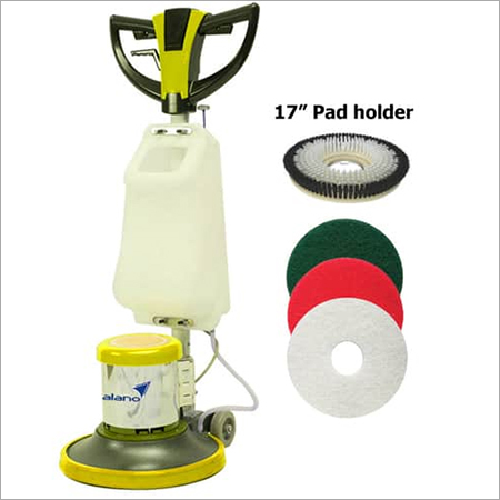 Single Disc Scrubber