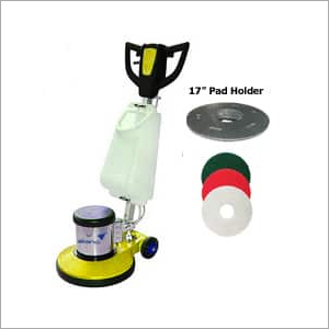 "17"" Pad Holder Single Disc Scrubber"