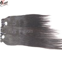 9A Grade Straight Human Hair Weft