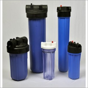 PP Filter Cartridge Housing
