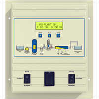 Water Treatment Plant Control Panels