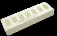 Press Fit - 7 Way Nano Gang Box