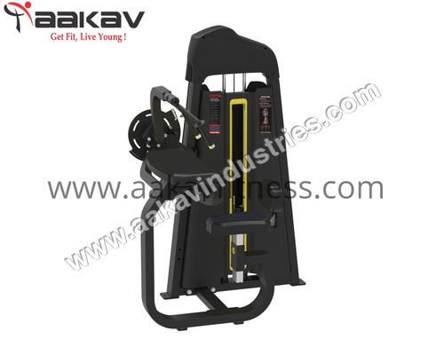 Seated Triceps Flat X1 Aakav Fitness