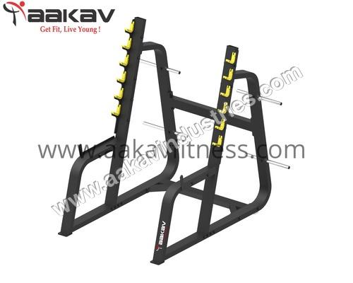 Squat Rack X1 Aakav Fitness