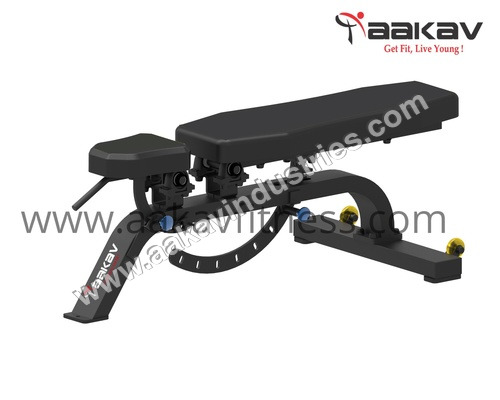 Super Bench X1 Aakav Fitness
