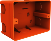 Press Fit One Modular Concealed Box