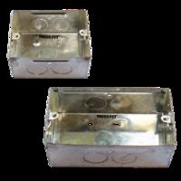 Press Fit One Concealed Metal Box - 1.2 Module