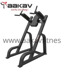 Vertical Knees up dip X1 Aakav Fitness