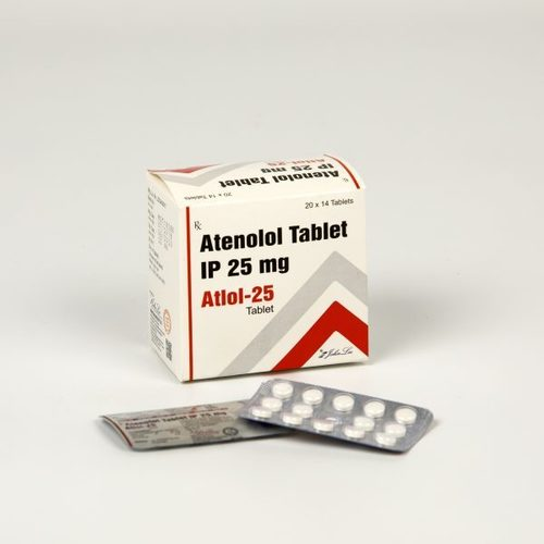 Atenolol IP 25 MG