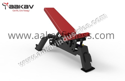 Adjustable Bench Super Sports Aakav Fitness