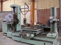 TOS W9 A HORIZONTAL BORING MACHINE