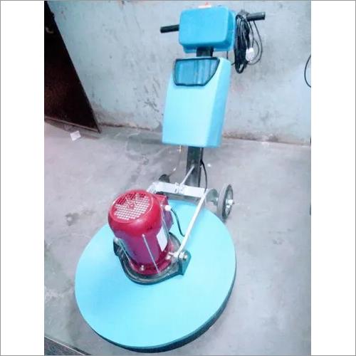 3D Three Brush Floor Scrubber Machine