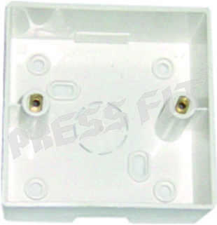 Press Fit One Surface Modular Box - 1.2 Module