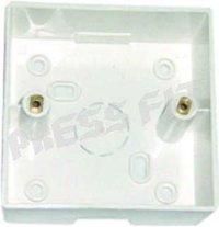 Press Fit One Surface Modular Box - 1.2 Module