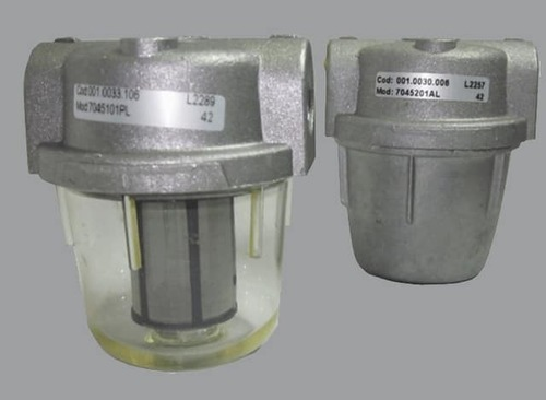 Oil Glass Filters
