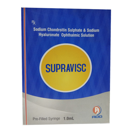Supravisc Prefilled Injection