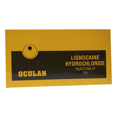 Lignocaine Hydrochloride Injection