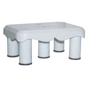 Plastic Stool With 5 Legs Arman Recta