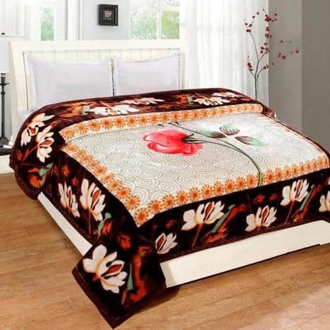 Single Bed AC Blanket