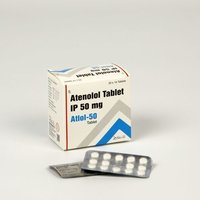 Atenolol Tablet IP 50 mg