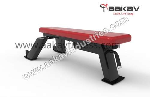 Flat Bench Super Sport Aakav Fitness