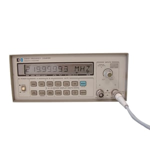 5384A Frequency Counter
