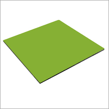 Green Color Compact Laminate