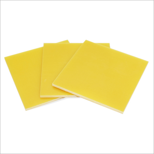 Yellow Compact Laminate