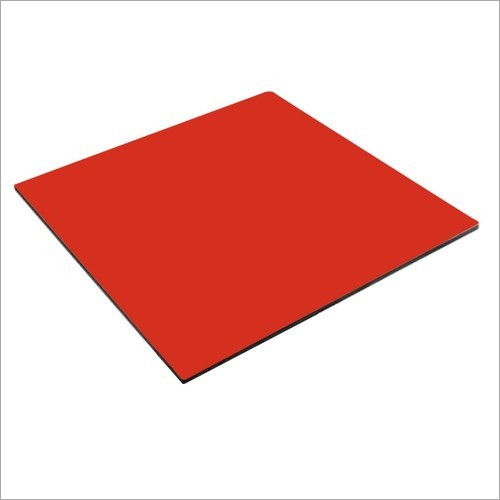 Red Compact Laminate