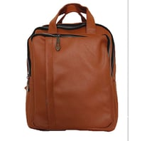Ladies Soft Leather Travel Bag