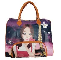 Ladies Digital Printed Bag