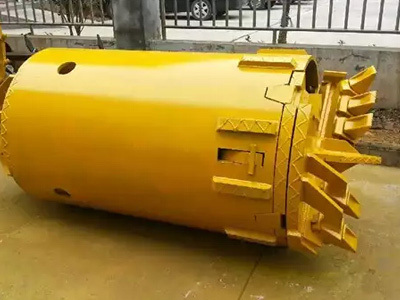 Ground Drilling Bucket
