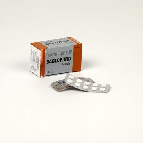 Baclofen IP 10 MG