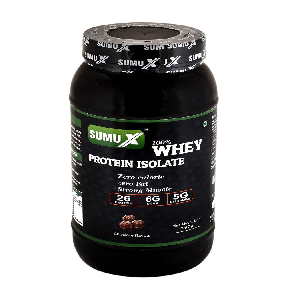 WHEY PROTEIN ISOLATE 2 BS CHOCOLATE FLV