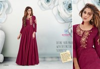 NEW DESIGNER  LONG KURTIS