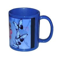 I-Blue Patch Mug
