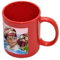 Red Patch Mug