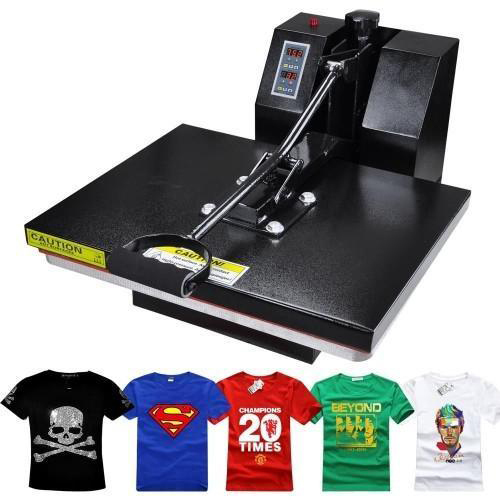 15*15 T-Shirt Printing Machine