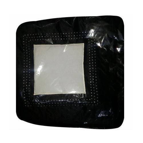 Black Diamond Cushion