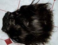 Virgin remy  weft hair