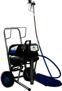 Airless Paint Sprayer BU-8837