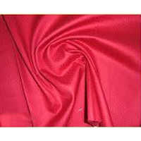 Red Polyester Fabric