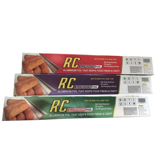 RC Aluminum Foil in ludhiana