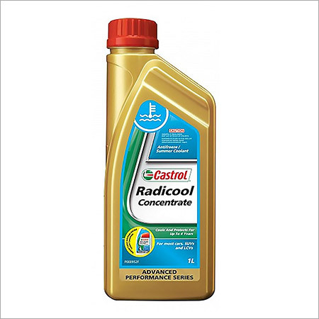CastrolCoolant Oil