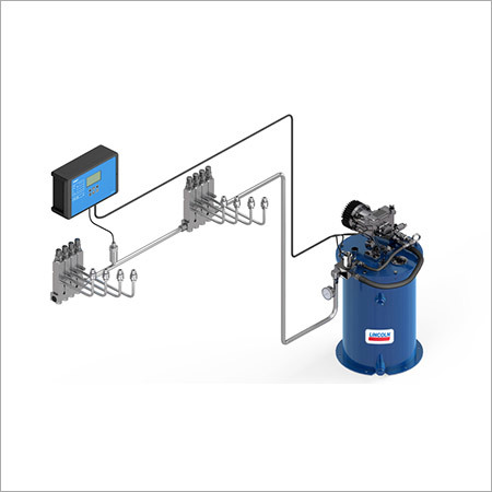 SKF Lubrication System