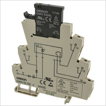 Omron Solid State Relays